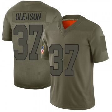 Youth New Orleans Saints Steve Gleason Camo Limited 2019 Salute to Service Jersey By Nike